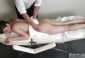 Japanese;Massage;MILFs;Full Body Massage;Full Body;Full Massage;Body Massage;MILF Massage;Caribbean Com Milf receives a...