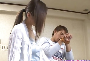 Asian;Handjobs;Japanese;Teens;Teasing;Oral;Banana;Good Handjob;All Japanese Pass Chihiro Hara...