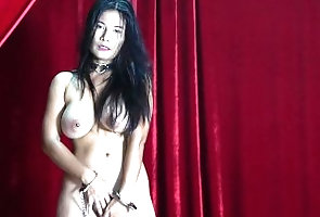 masturbate;bdsm;big-boobs;mom;public;cum;assplug;handcuffed;asian;milf;slave;sub-thai;sex-toy;sexslave;bdsm-slave,Asian;Big Tits;Bondage;Masturbation;Public;MILF;Verified Amateurs;Solo Female Me hand cuff...