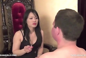 chinese;femdom;feet;foot;worship;humiliation;crush;domination;spitting;slapping;giantess;kink,Asian;Smoking Chinese Femdom...