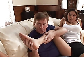 Blowjobs;Threesomes;Foot Fetish;Brunettes;Group Sex;Asian;Tits;Pussy;Footjob;Feet Foot;Feet Fetish Foot fetish guy...