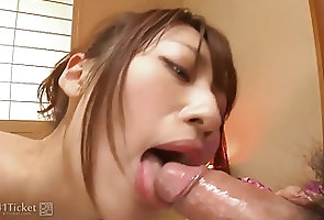 Asian;Blowjobs;Doggy Style;Japanese;Threesomes;HD Videos;Takes Two;Two Dicks Yume Kato Takes...