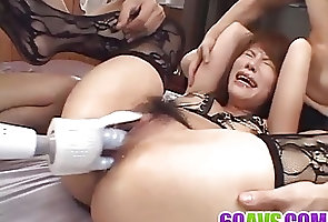 Anal;Asian;Bondage;Double Penetration;Japanese;Nakamura;Sexy;Av 69 Sexy with...