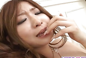 Asian;Blowjobs;Creampie;Hardcore;Japanese;Hairy Snatch;Snatch;Cock Sucked;Sucked;All Japanese Pass Nana Otone gets...