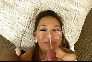 Brunettes;Cumshots;Facials;MILFs;HD Videos;Massive Asia Massive...
