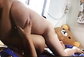 Asian;Hardcore;Chinese;Fucking A guy fucking to...
