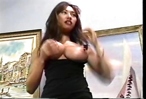 Asian;Nipples;Tits;Oral 5 inch Nipples by...