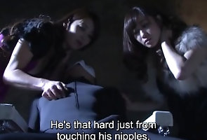 zenra;3some;escort;mistress;japanese;japan;asian;weird;bizarre;strange;zentai;uniform;subtitled;subtitles;threesome,Asian;MILF;Threesome;Japanese Subtitled bizarre...