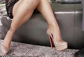 Asian;Blowjobs;Foot Fetish;Doggy Style;Footjob;21 Sextury: Footsie Babes;HD Videos FootsieBabes Asa...