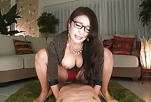 Japanese;Creampie;CFNM;High Heels;Cowgirl;HD Videos;Japanese Secretary What's her...