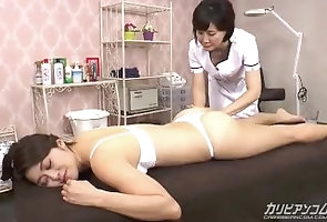 caribbeancom;masturbate;big;boobs,Lesbian;Massage;Japanese 【無】ポルチオレズサロン...