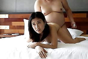 Amateur;Asian;Chinese;HD Videos;Doggy Style;Hooker;Escort Fat man fucking...
