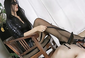 Asian;Femdom;Foot Fetish;Stockings;HD Videos;Mistress;Smoking;Smoking Mistress;Asian Smoking;Asian Mistress;Hot Mistress;Hot Asian Smoking hot Asian...
